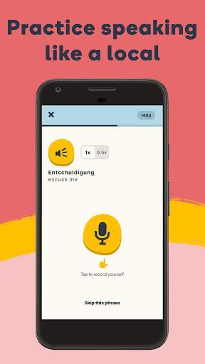 Memrise  - آموزش زبان ممرایز - عکس برنامه موبایلی اندروید