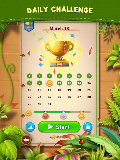 Drag n Merge: Block Puzzle - عکس بازی موبایلی اندروید