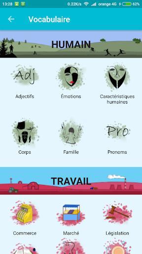 Learn English free – آموزش رایگان زبان انگلیسی - عکس برنامه موبایلی اندروید