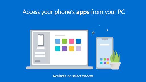 Your Phone Companion - Link to Windows - عکس برنامه موبایلی اندروید