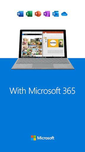 Microsoft OneDrive - عکس برنامه موبایلی اندروید