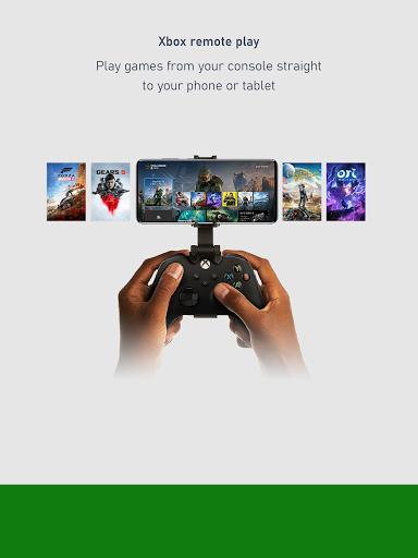 Xbox - عکس برنامه موبایلی اندروید