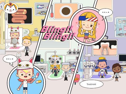 Miga Town: My Hospital - عکس برنامه موبایلی اندروید