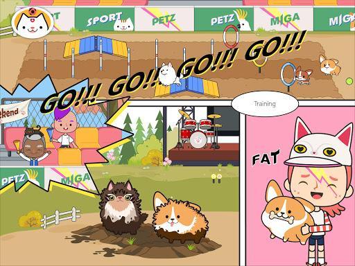 Miga Town: My Pets - عکس برنامه موبایلی اندروید
