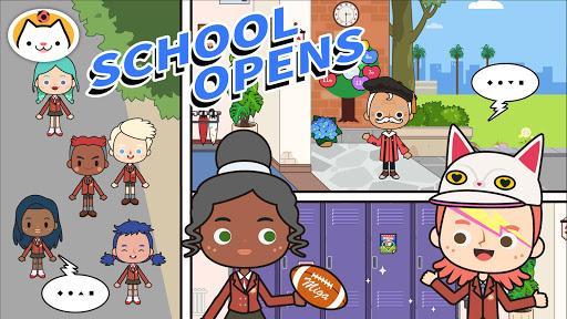 Miga Town: My School - عکس برنامه موبایلی اندروید