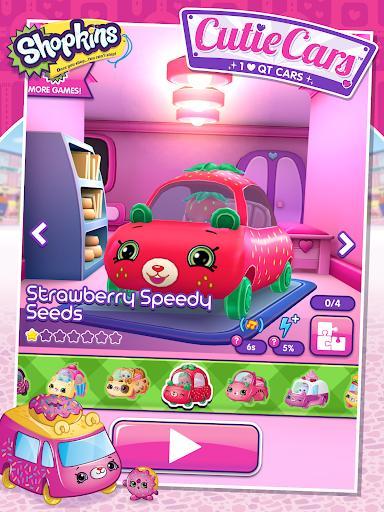Shopkins: Cutie Cars - عکس بازی موبایلی اندروید