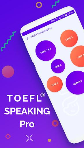 Speaking - TOEFL® Speaking Questions & Answers - عکس برنامه موبایلی اندروید
