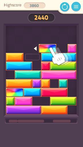 Brickdom: Block Puzzle Games - عکس بازی موبایلی اندروید