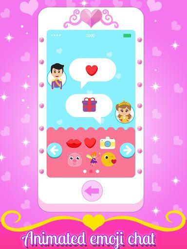 Baby Princess Phone - عکس بازی موبایلی اندروید