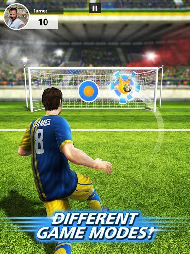 Football Strike - Multiplayer Soccer - عکس بازی موبایلی اندروید