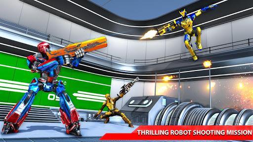 Counter Terrorist Robot Shooting Game: fps shooter - عکس برنامه موبایلی اندروید