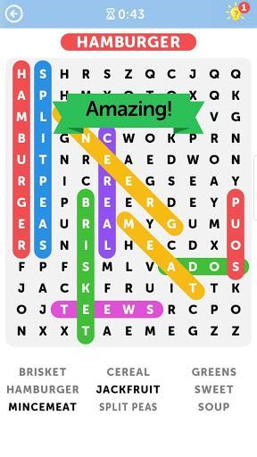 Word Search - عکس بازی موبایلی اندروید