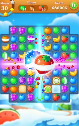 Fruits Bomb - عکس بازی موبایلی اندروید