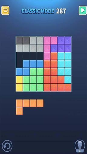 Block Puzzle King - Gameplay image of android game