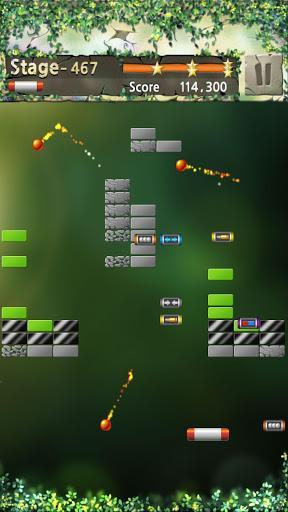 Bricks Breaker King - عکس بازی موبایلی اندروید