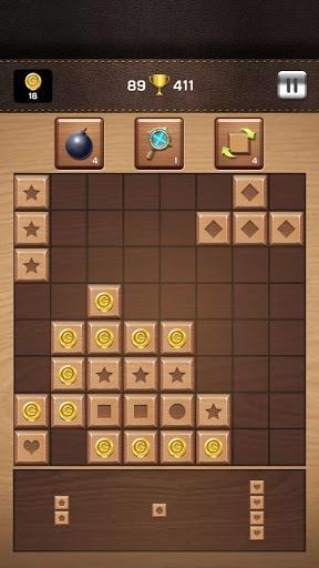Wood Block Match - عکس بازی موبایلی اندروید
