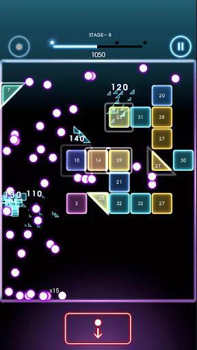 Bricks Breaker Quest - عکس بازی موبایلی اندروید