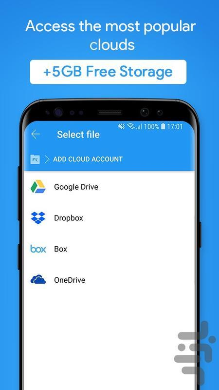 OfficeSuite - عکس برنامه موبایلی اندروید