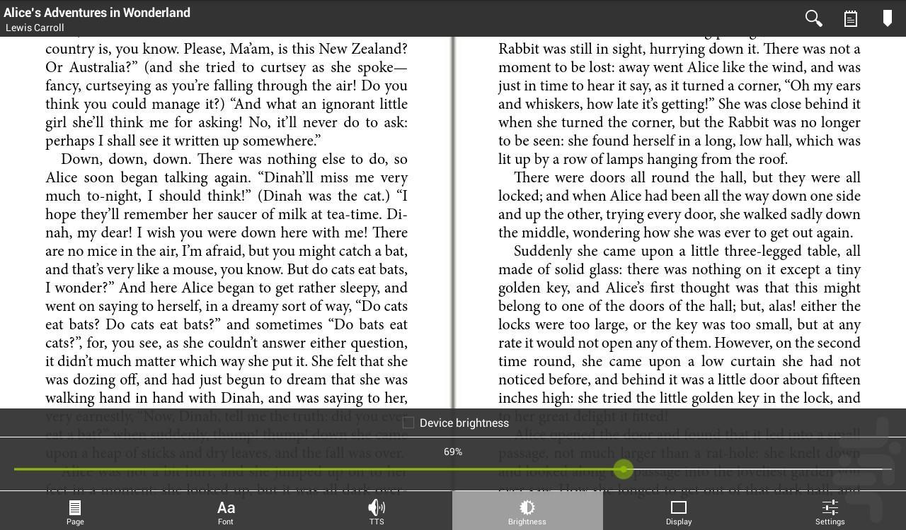 UB Reader - عکس برنامه موبایلی اندروید