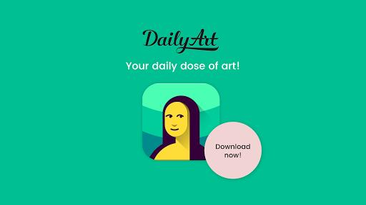 DailyArt - Your Daily Dose of Art History Stories - عکس برنامه موبایلی اندروید