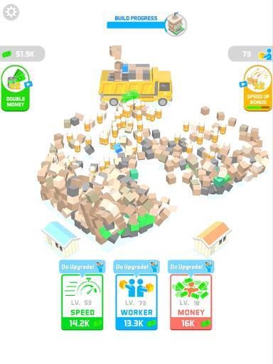 Idle landmark! - عکس بازی موبایلی اندروید