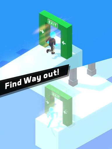 Sneak Out 3D - عکس بازی موبایلی اندروید