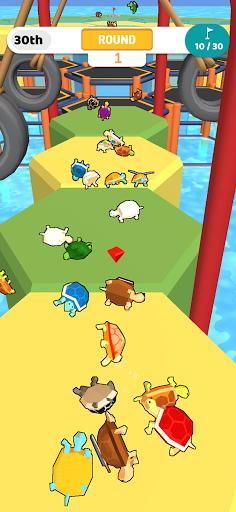 Dumb turtle - Gameplay image of android game