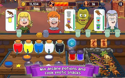 Potion Punch - عکس بازی موبایلی اندروید