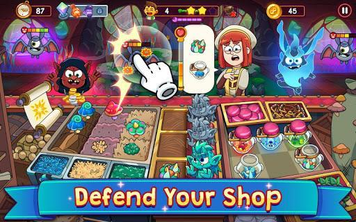 Potion Punch 2: Fun Magic Restaurant Cooking Games - عکس بازی موبایلی اندروید