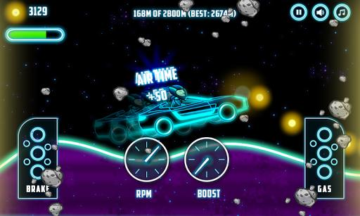 Neon Climb Race - عکس بازی موبایلی اندروید