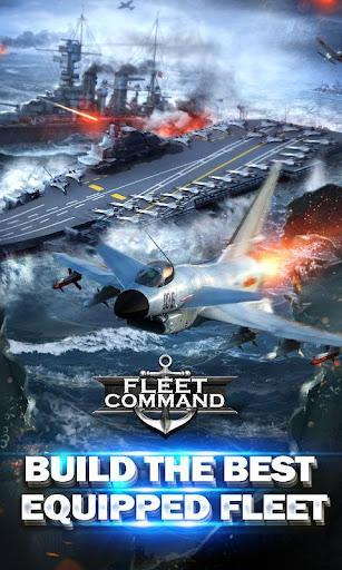 Fleet Command – Kill enemy ship & win Legion War - عکس بازی موبایلی اندروید