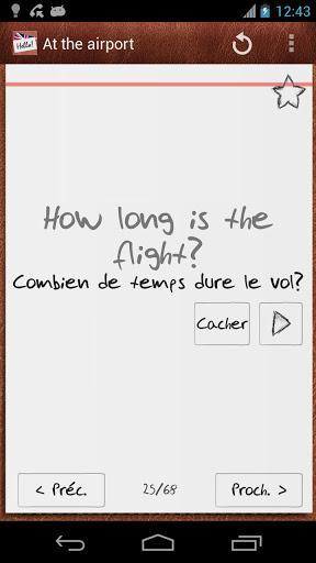 Apprenez l'Anglais - عکس برنامه موبایلی اندروید