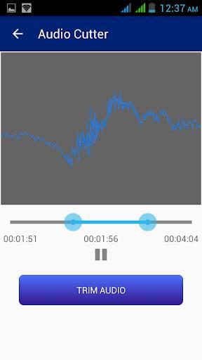 Video to Mp3 Converter, Video Cutter, Audio Cutter - عکس برنامه موبایلی اندروید