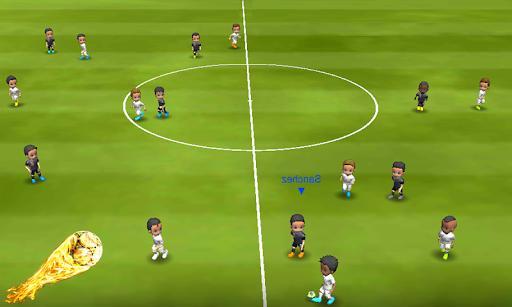 Mobile Soccer Dream League - عکس بازی موبایلی اندروید