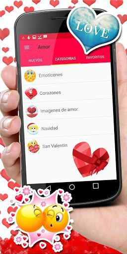 💕😍WAStickerApps animated stickers for Whatsapp - عکس برنامه موبایلی اندروید