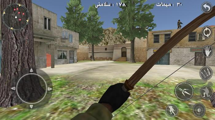 نبرد خونین - عکس بازی موبایلی اندروید