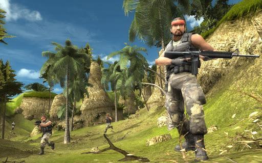 Pacific Jungle Assault Arena - عکس بازی موبایلی اندروید