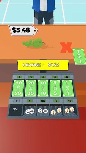 Cashier 3D - عکس بازی موبایلی اندروید