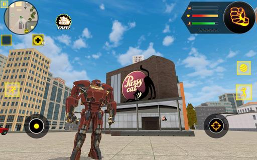 Robot Shark 2 - عکس بازی موبایلی اندروید