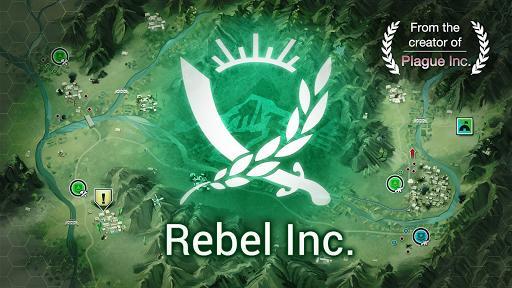 Rebel Inc. - عکس بازی موبایلی اندروید