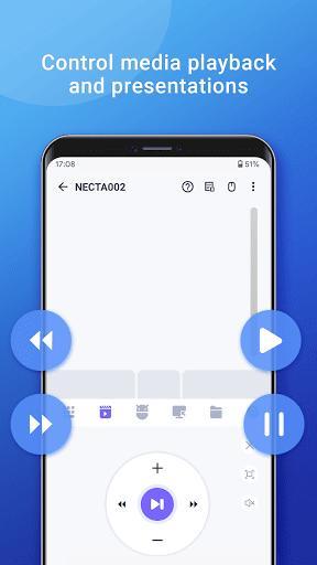 WiFi Mouse(remote control computer) - عکس برنامه موبایلی اندروید