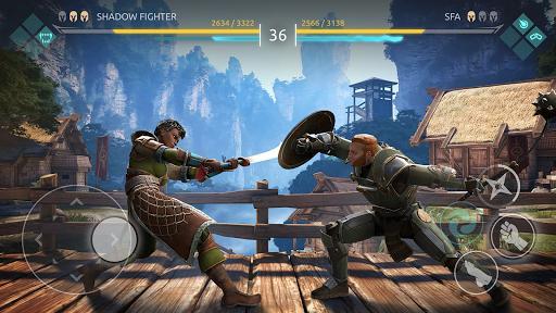 Shadow Fight Arena  - شادو فایت آرنا - عکس بازی موبایلی اندروید