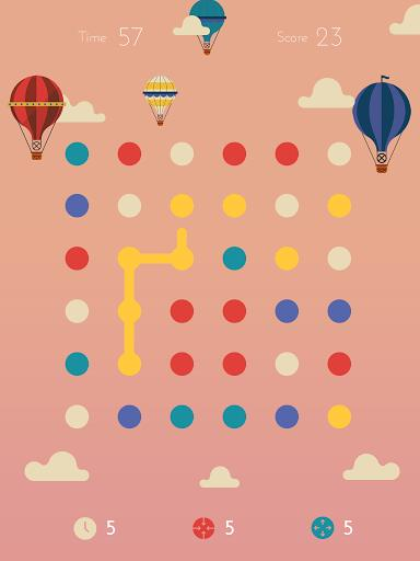 Dots: A Game About Connecting - عکس بازی موبایلی اندروید