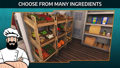 Cooking Simulator Mobile: Kitchen & Cooking Game - عکس بازی موبایلی اندروید