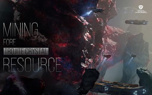 Infinite Lagrange - عکس بازی موبایلی اندروید