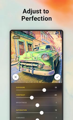Prisma - عکس برنامه موبایلی اندروید