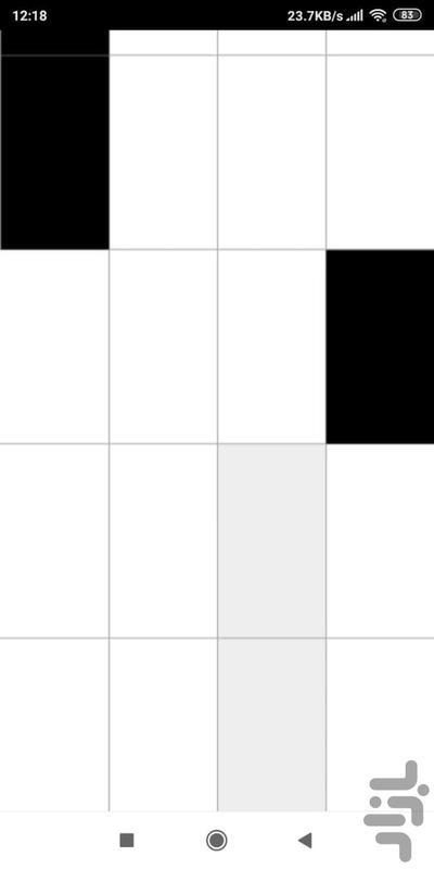 بازی کاشی پیانو - عکس بازی موبایلی اندروید
