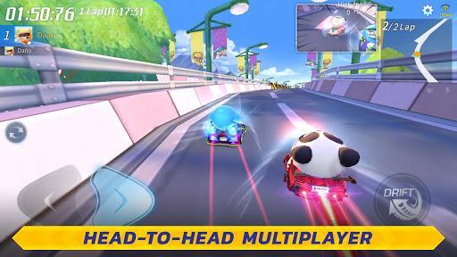 KartRider Rush+ - کارت رایدر - عکس بازی موبایلی اندروید