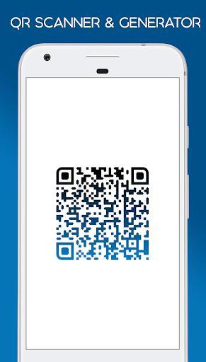 QR & Barcode Scanner - QR & Barcode Generator - عکس برنامه موبایلی اندروید