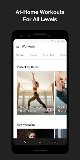 Nike Training Club - Home workouts & fitness plans - عکس برنامه موبایلی اندروید